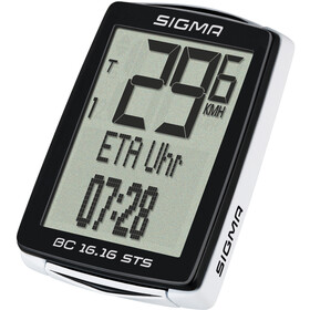 SIGMA SPORT BC 16.16 STS CAD Bike Computer Wireless